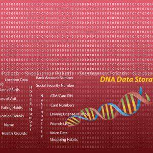DNA Digital Data Storage for Dummies