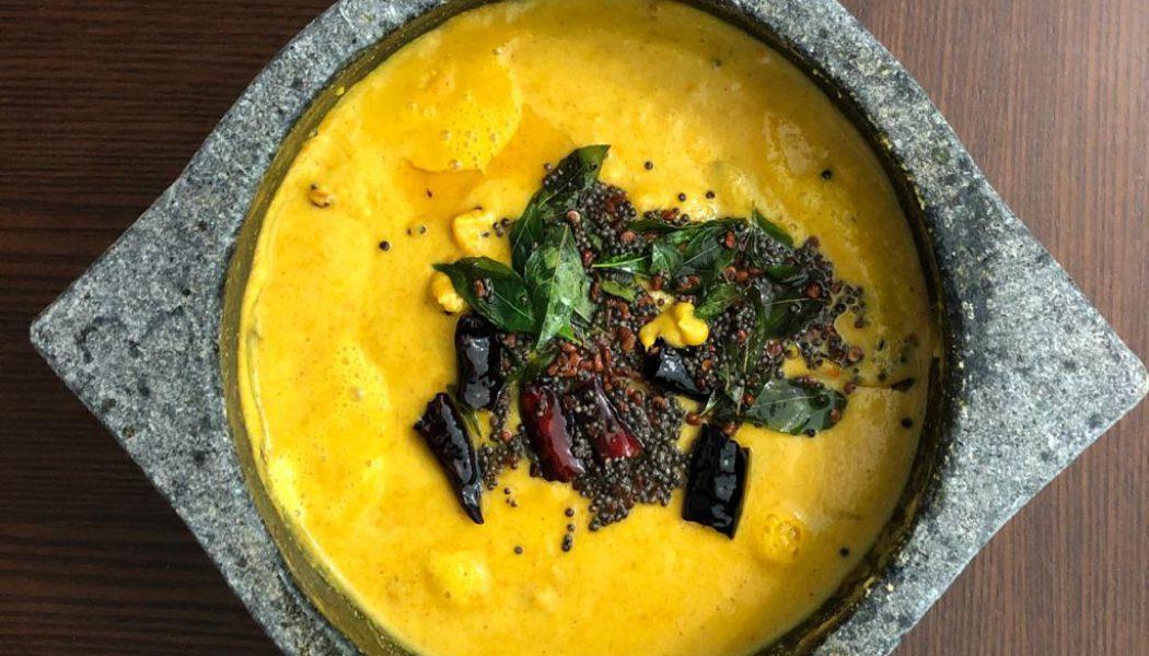 Mampazha Pulisheri/Mango Curry