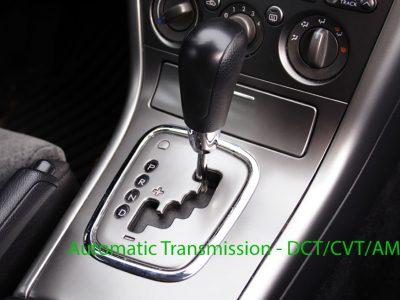 Automatic Car Transmission – DCT/CVT/AMT