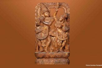 Indian Art and Craft – Tamilnadu-Wood Carving