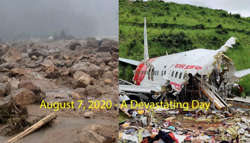 August 7, 2020 – A Devastating Day