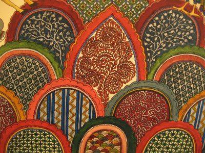 Indian Art and Craft – Kalamkari Printing
