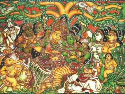 Indian Art and Craft – Kerala Murals
