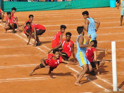 Kho Kho – Traditional Indian Game