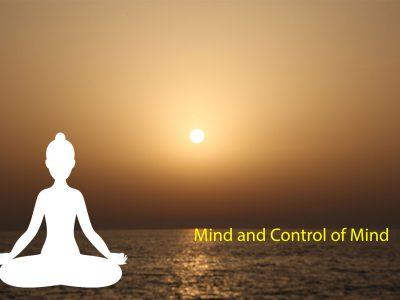 Mind and Control of Mind – Basics