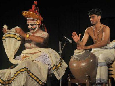 Indian Art and Craft – Chakyar Koothu