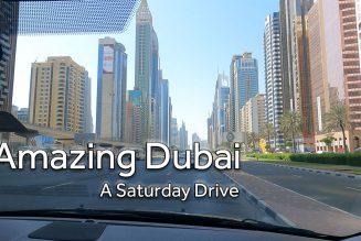 Amazing Dubai – A Saturday Drive