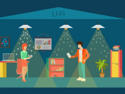 LiFi – The Future Communication Method