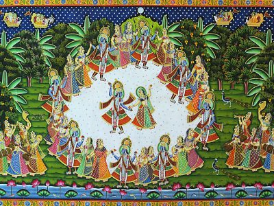 Indian Art and Craft – Pichhwai Paintings