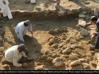 Hindu Temple found in Khyber Pakhtunkhwa