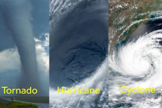 Tornadoes, Hurricanes and Cyclones – Basics
