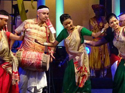 Indian Art and Craft – Bihu Dance