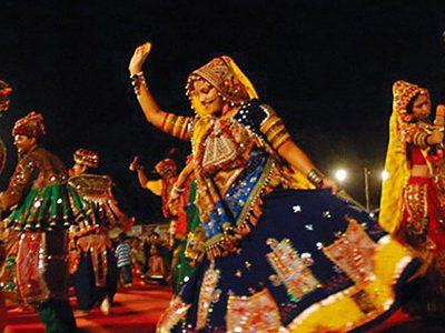 Indian Art and Craft – Garba