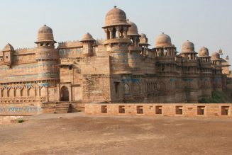 The Gwalior Fort