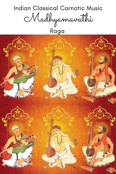 Madhyamavathi is the janya raga of the Janya Raga of 22nd Melakarta Raga Kharaharapriya