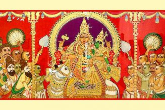 Indian Art and Craft – Mysore Painting