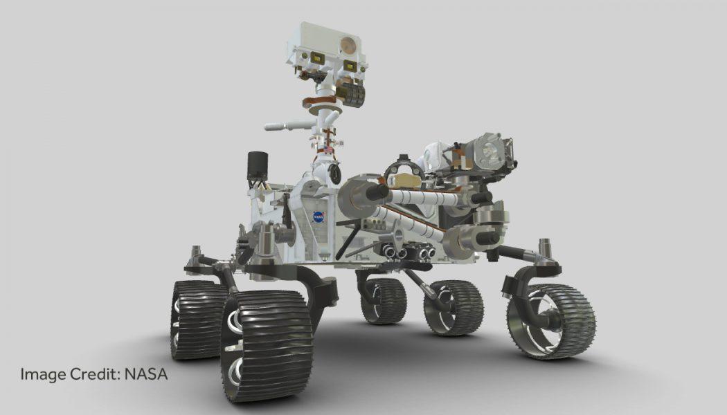 Perseverance – Mars Rover
