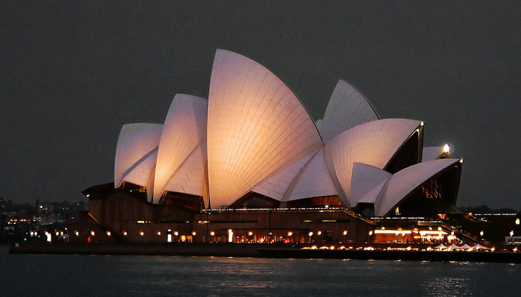 Sydney Opera House – Australia