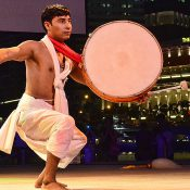 Indian Art and Craft – Dhol Cholom