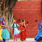 Indian Art and Craft – Jat-Jatin Dance
