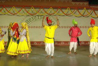 Indian Art and Craft – Phag Dance