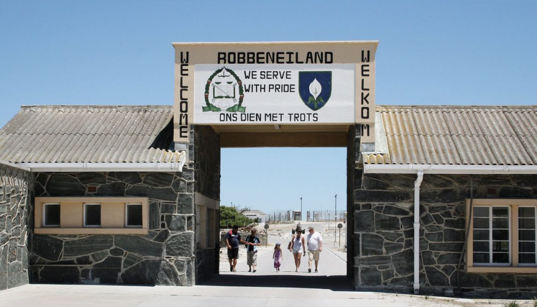 Robben Island – South Africa