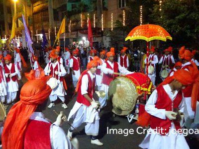 Indian Art and Craft – Tarangamel Dance