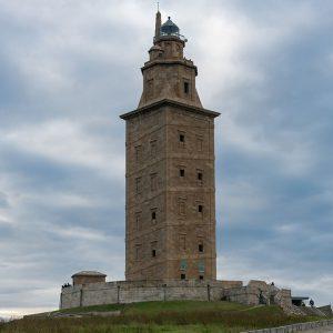 Tower of Hercules – Spain