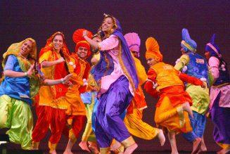 Indian Art and Craft – Bhangra Dance