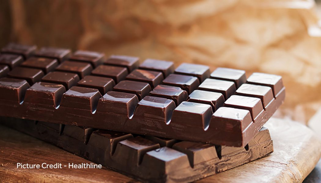 Chocolate could be of help