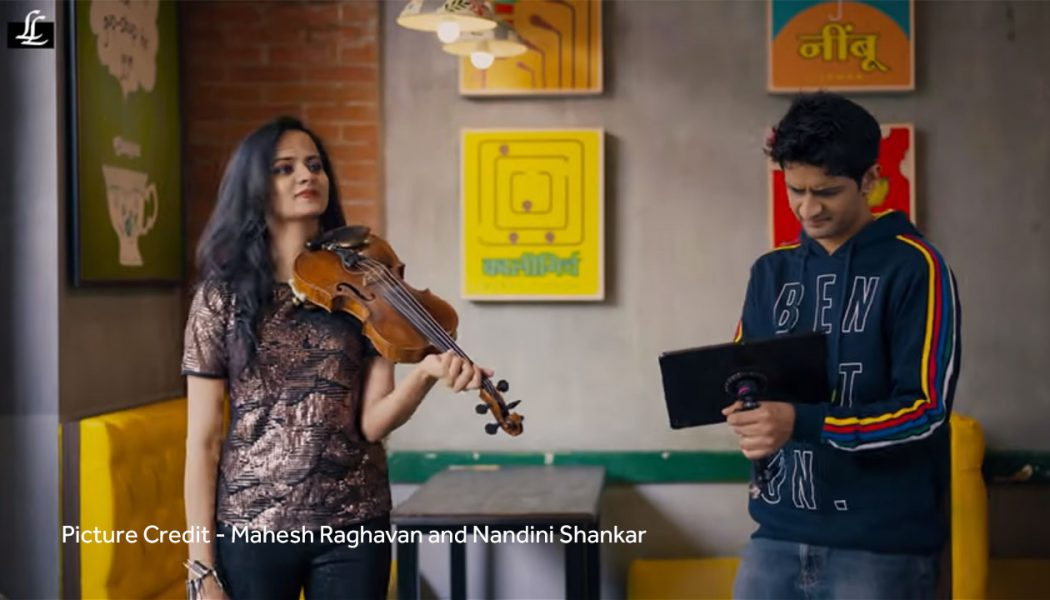 Instrumental Music – Violin and Digital