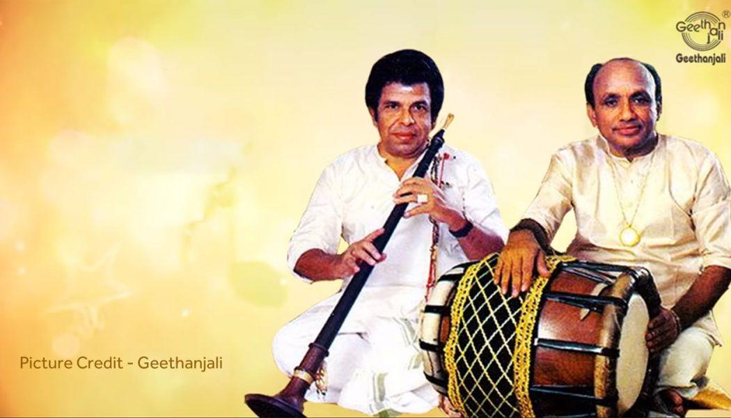 Instrumental Music – Nadaswaram and Thavil