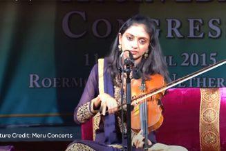 Instrumental Music – Violin Concert
