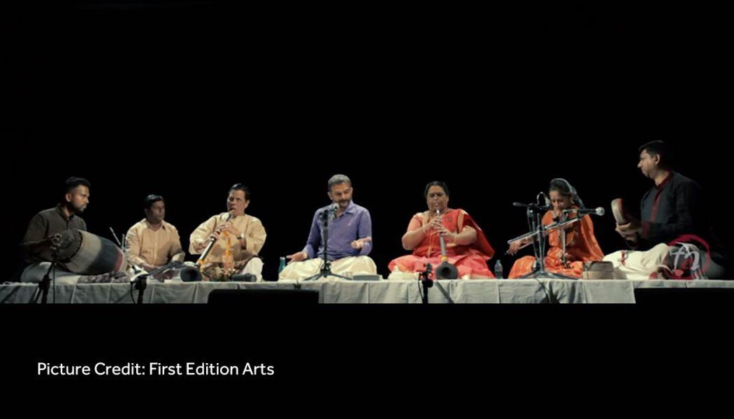 Instrumental Music – Nadaswaram and Vocal