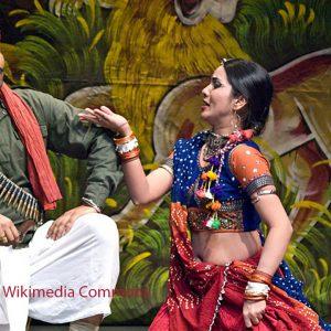 Indian Art and Craft – Nautanki