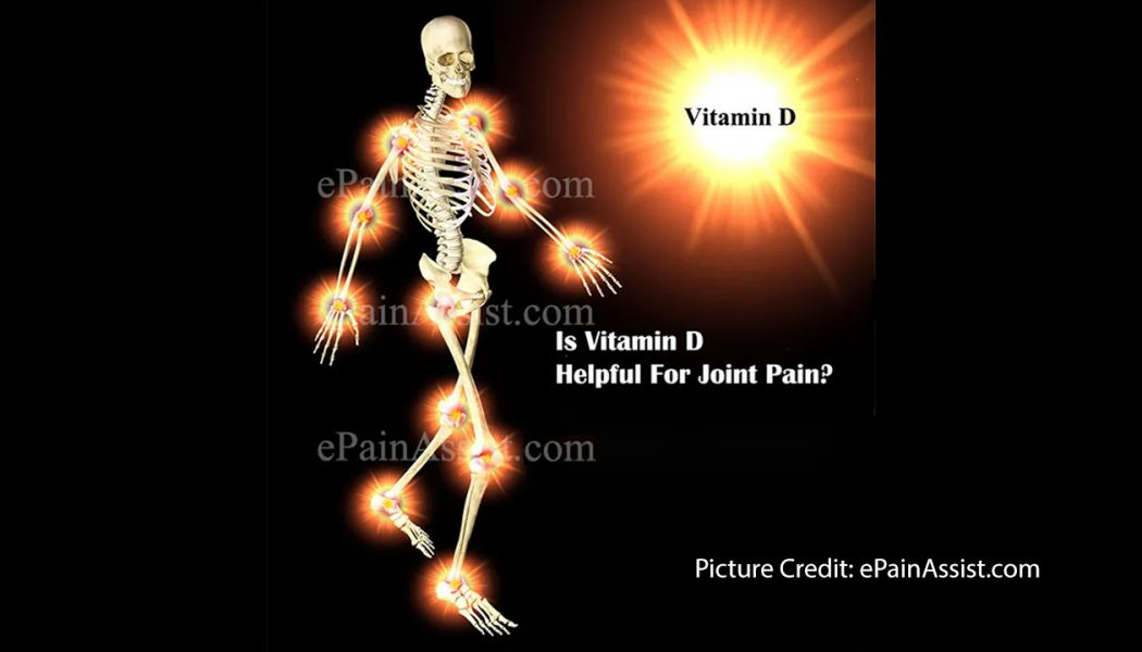Vitamin D and Joint Pain