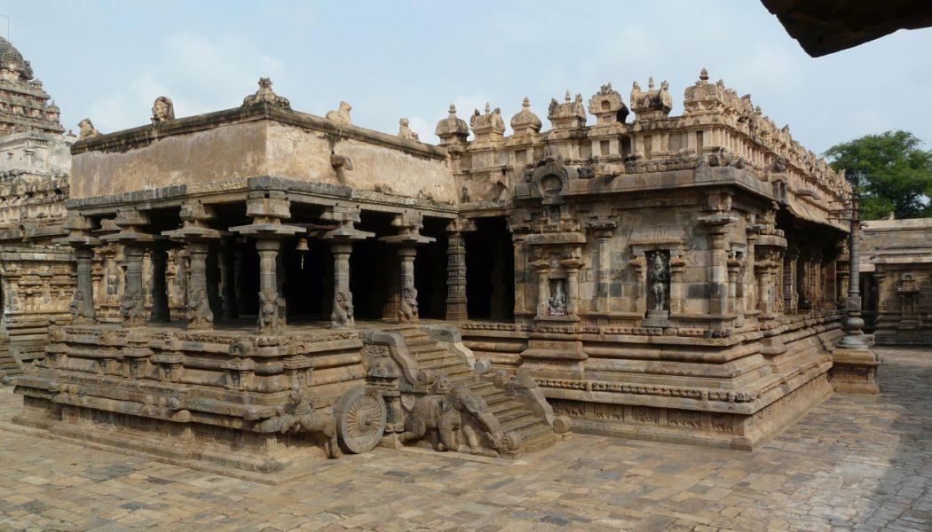 Airavateshwara Temple – Kumbhakonam – Tamil Nadu