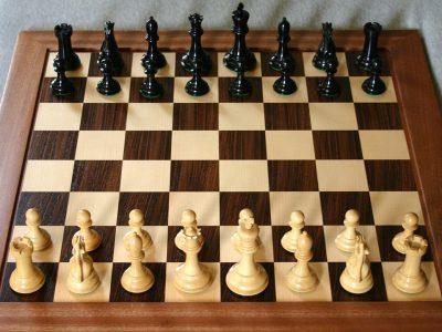 Origin of the game Chess