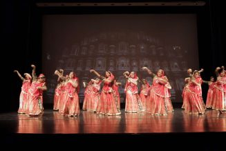 Indian Art and Craft – Ghoomar Dance