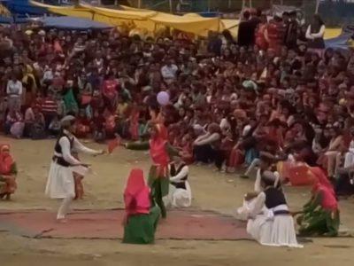 Indian Art and Craft – Mahasu Dance