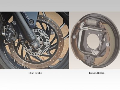 Disc Brakes and Drum Brakes – Basics