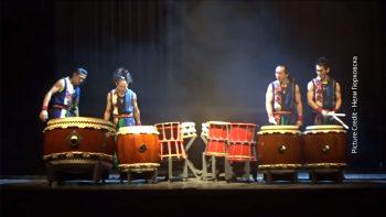 Instrumental Music – Japanese Drummers