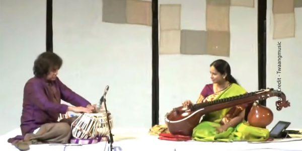 Instrumental Music – Jugalbandi – Veena and Tabla