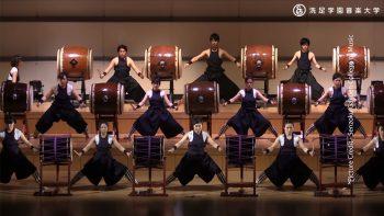 Instrumental Music – Taiko Drummers