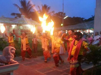 Indian Art and Craft – Veeranatyam Dance