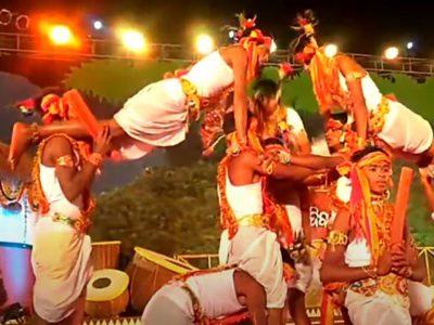 Indian Art and Craft – Kathi Dance