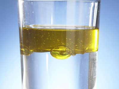 Why Water and Oil don't mix