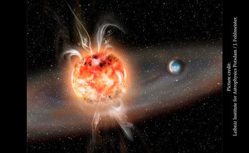 Red Dwarf – Astronomy